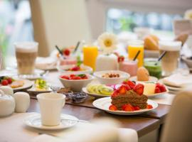 Auszeit Hotel Düsseldorf - das Frühstückshotel - Partner of SORAT Hotels