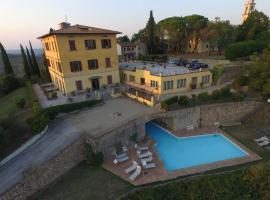 Villa Tavolese Hotel & Apartments