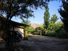 Tierra y Sol, Villa Las Rosas (Los Molles yakınında)