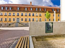 Zinzendorfhaus Neudietendorf, Tagungs- und Begegnungsstätte, Neudietendorf (Molsdorf yakınında)