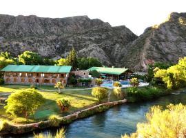 VALLE GRANDE HOTEL DE MONTAÑA, San Rafael (Valle Grande yakınında)