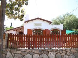 Hosteria Plaza, La Cumbre (Cruz Chica yakınında)