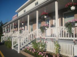 Motel au Vieux Piloteux, Rivière-du-Loup