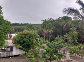 Pousada Ecologica do Rio Urubu, Casa Casimiro (Murutinga yakınında)