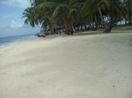 Isla Cabañas Demar Achudup, Playón Chico