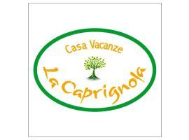 Casa Vacanze La Caprignola, Buccino (Sicignano degli Alburni yakınında)