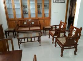 Southern Comfort, Тривандрум (рядом с городом Perumkulam)