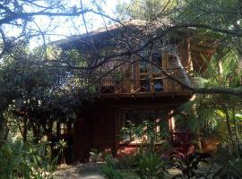 Casa das Orquideas, Garopaba (Ambrósio yakınında)
