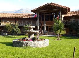 La Casa de Carlitos B&B, Сан-Хосе-де-Майпо