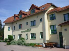 Pension Schwalbennest, Bösleben-Wüllersleben (Dienstedt-Hettstedt yakınında)