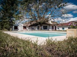 Tierra Mora - Casa de campo