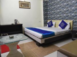Hotel manan, Бхопал (рядом с городом Dīwānganj)