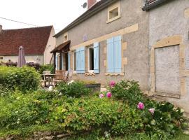 Le Beauchot, Saint-Malo-en-Donziois (рядом с городом Corvol-d'Embernard)