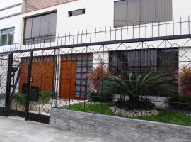 Willka House Barranco
