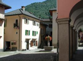 Casa Piazza 2, Intragna (Loco yakınında)
