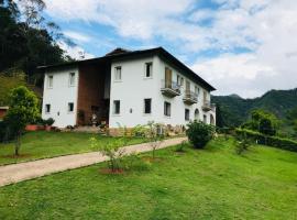 Fazenda Paraíso, Itaipava (Membeca yakınında)