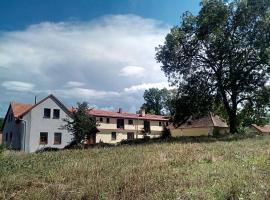 Ubytování v Ouklidu, Nedrahovice (Týnčany yakınında)