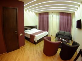 Castle Dghyak Hotel, Erivan (Avan yakınında)