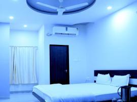 Hotel Kusum Residency, Chhindwāra (рядом с городом Jhilmili)