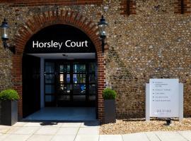 De Vere Horsley Estate, Leatherhead
