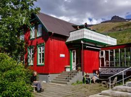Hafaldan HI Hostel - Old Hospital Building, Seyðisfjörður