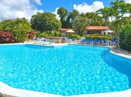 Villa San Flamingo, Saint James (Paynes Bay yakınında)