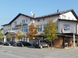 Motel Zigi, Kiseljak