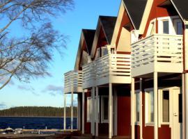 Marina Village in Saimaa Gardens, Rauha