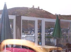 Hotel Panoramacafé Kattenes, Kattenes (Oberfell yakınında)