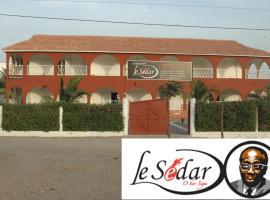 Le Sedar, Joal-Fadiout (in de buurt van Fadial)