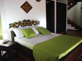 Hotel Cristo Rey Campestre, Los Santos
