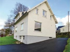 Studio Holiday Home in Fogn, Sæbo