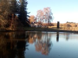 Walnut Tree Lake, Troche
