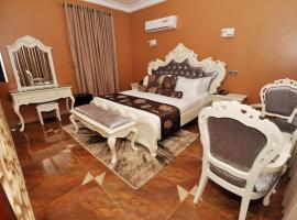 Soprom Hotel & Suites, Onitsha (Near AwkaSout)
