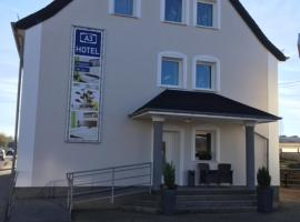 A3 Hotel, Oberhonnefeld-Gierend (Obersteinebach yakınında)