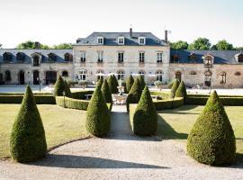 Domaine De Barive, Sainte-Preuve (рядом с городом Clermont-les-Fermes)
