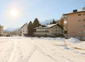 Haus Pramalinis - Mosbacher, Davos (Davos Dorf yakınında)