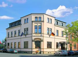 Hotel Wettin, Treuen