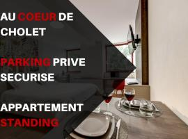 Appartement Centre Cholet