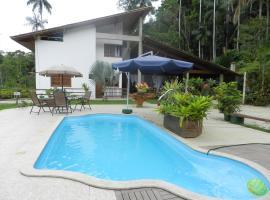 Casa na Floresta, Penedo (Barro Branco yakınında)
