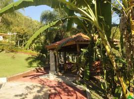 Recanto da Felicidade Atibaia, Atibaia (Jardim Sun Valley yakınında)