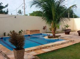 Hotel Pousada Paraíso da Dunas, Cumbuco