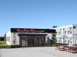 Sun Fun Village, Ishinomaki