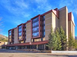 VS641H Village Square Hotel Room, Copper Mountain