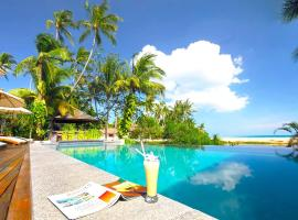 The Privilege Hotel Ezra Royal Beach, Lamai