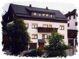 Ferienwohnung Deuerling, Nurn (Steinwiesen yakınında)