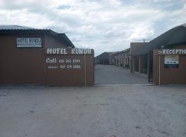 Hotel Rundu, Rundu