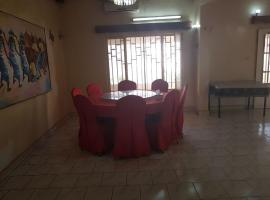 Hotel Restaurant Maoyu Fei, Lubumbashi