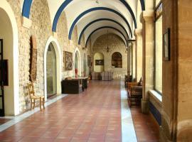 Hotel Hospedería el Convento, Miranda de Ebro (Santa Gadea del Cid yakınında)