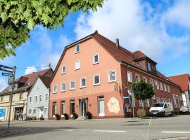 Germania Beck, Hülben (Beuren yakınında)